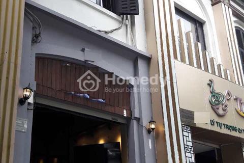 Nhà mặt tiền 5m Lý Tự Trọng,Quận 1,200m2,tiện bar,pub,quán ăn,nhà hàng..KD tự do