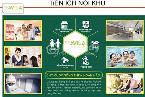 Bán căn hộ Avila quận 8 chỉ từ 935 triệu, ngân hàng hỗ trợ vay 70%