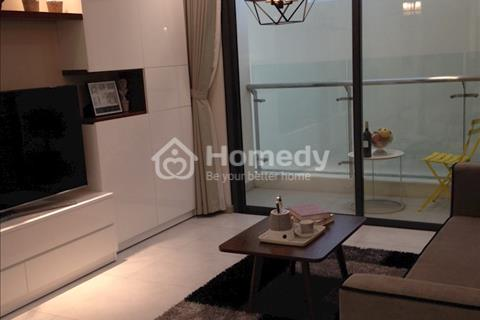Cho thuê căn 2 phòng ngủ 80m2 quận 4, Bến Vân Đồn, full nội thất