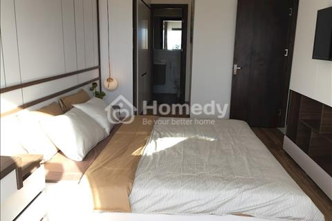 Căn hộ 2 phòng ngủ, tầng 16 view sông Hàn và biển Mỹ Khê