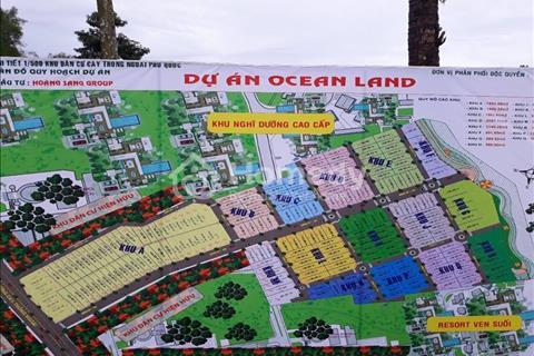Sau cơn sốt Ocean Land 3 thì Ocean Land 7 chính thức mở bán ưu đãi chiết khấu khủng tới 16%