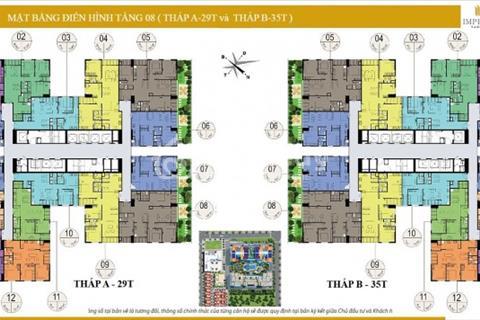 Chính chủ bán nhanh căn hộ sân vườn, tầng 8, diện tích 110m2, giá 4 tỷ
