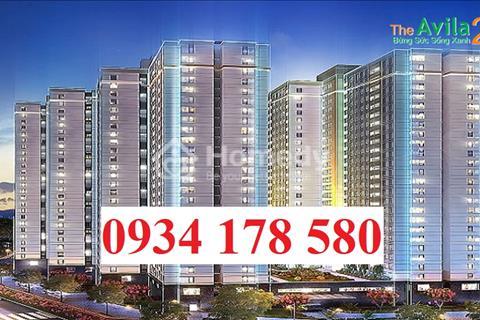 Chính chủ cần bán lại căn hộ The Avila 1 giá rẻ 50m2 giá 990 triệu - căn 69m2 giá 1.35 tỷ