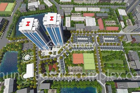 Mở bán dự án Osaka Complex  giá chỉ 1,2tỷ/căn - căn 70m 3 phòng ngủ chỉ 1,4 tỷ