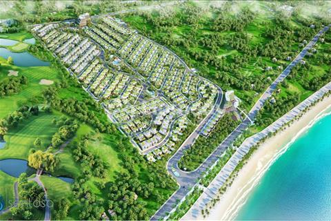 Đất biệt thự biển Phan Thiết Sentosa Villa chỉ 5 triệu/m2 sổ hồng sở hữu lâu dài