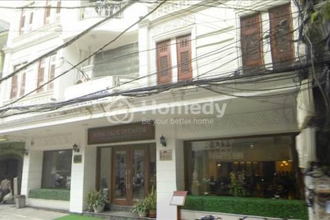 Cho thuê nhà mặt phố Chả Cá, Hoàn Kiếm, mặt tiền 15m
