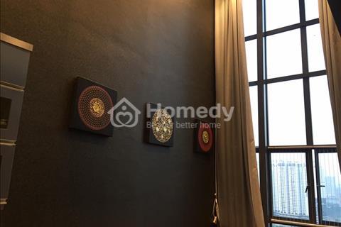 Cho thuê căn hộ chung cư Mulbery Lane Mỗ Lao, căn Duplex 2 phòng ngủ, diện tích 80m2, đủ đồ