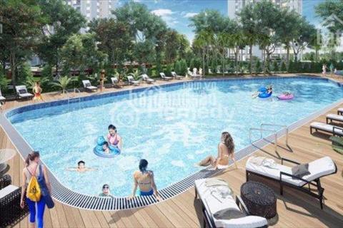 Từ 21 triệu/m2 sở hữu căn hộ 2 phòng ngủ, full nội thất cao cấp dự án Hồng Hà Ecocity
