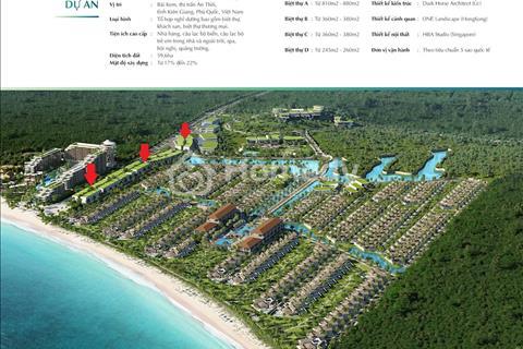 Sở hữu shophouse Bãi Khem, Phú Quốc chỉ với 7 tỷ/căn từ chủ đầu tư Sun Group