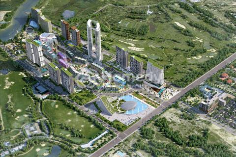 Đất biển dự án Coco River View ngay cạnh khu giải trí Cocobay