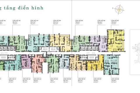 Bán gấp căn hộ 4 phòng ngủ diện tích 155m2 Vinhomes Central Park giá hot nhất thị trường 7,9 tỷ