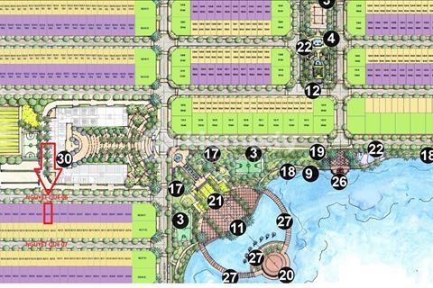 Bán song lập view vườn hoa 152m2 tại Nguyệt Quế 6 sát hồ 12,4 ha Vinhomes Riverside 2, giá: 12,2 tỷ