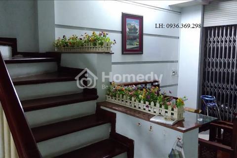 Nhà đẹp Trường Chinh, Đống Đa, 60m2, 3 tầng, mặt tiền 5m, phân lô, hiếm có nhà để bán