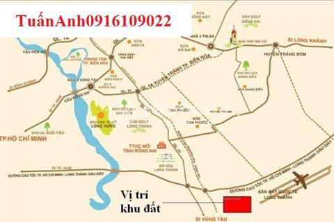 Đất nền đường khai thác đá, Long An, Đồng Nai, gía từ 1,2 triệu (Còn 2 lô) sổ đỏ, xây dựng tự do