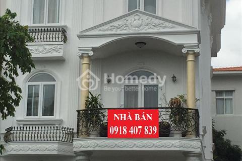 Bán gấp biệt thự song lập Mỹ Hào nằm trên mặt tiền đường Phạm Thái Bường - đẹp nhất Phú Mỹ Hưng