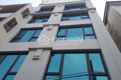 Nhà Hoàng Văn Thái làm văn phòng cực đẹp, diện tích 55m2, 7 tầng, mặt tiền 7,5m, giá chỉ 10,9 tỷ