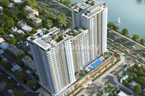 Bán căn hộ Viva Riverside Võ Văn Kiệt Quận 6, giá 1,9 tỷ/căn. Hoàn thiện, trúng Mazda, vàng