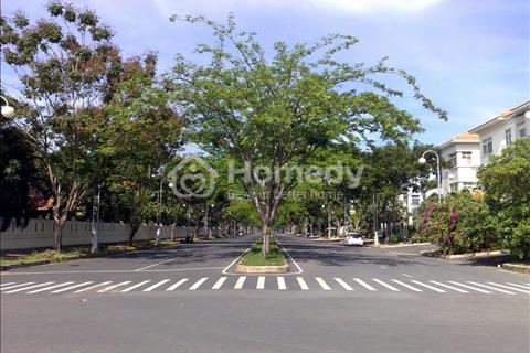 Bán đất biệt thự đơn lập đẹp nhất Phú Mỹ Hưng, khu phố Nam Thiên 2, giá tốt nhất thị trường