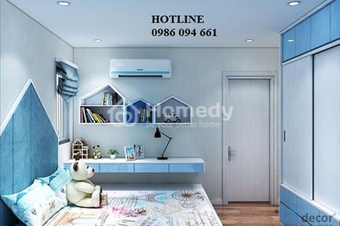 Chung cư Xuân La, Võ Chí Công giá rẻ 550 triệu/căn 1 - 2 phòng ngủ, tách sổ riêng