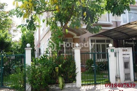 Cho thuê biệt thự Mỹ Thái 1, Phú Mỹ Hưng, quận 7, giá rẻ