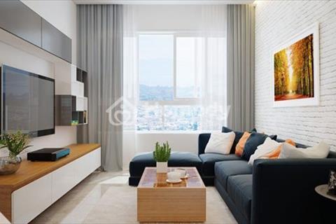 Cho thuê căn hộ River Gate, 51m2, 2 phòng ngủ, full nội thất, view đẹp. Giá 23 triệu