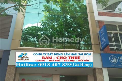Cho thuê nhà phố Hưng Gia 2, Phú Mỹ Hưng, mặt tiền đường lớn giá 43,09 triệu/tháng