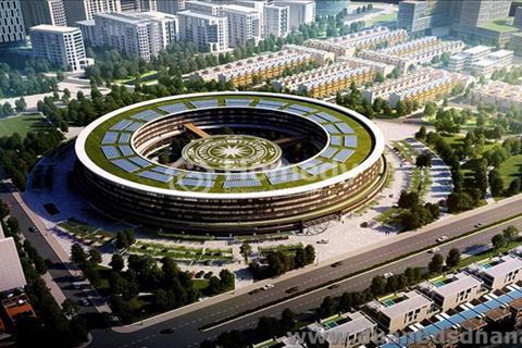 Bán lô đất V1.B15 khu đô thị FPT Đà Nẵng - cơ sở hạ tầng hoàn thiên - tiện nghi đầy đủ