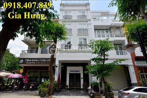 Bán nhà phố nội khu Hưng Phước 4, Phú Mỹ Hưng, 10 phòng kinh doanh apartment