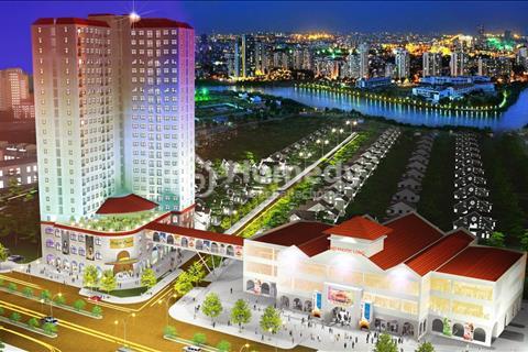 Căn hộ hoàn thiện 44 - 75m2 bán giá 22 - 25 triệu/m2