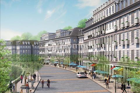 Shophouse Hạ Long, sắp ra hàng giai đoạn 2, giá từ 12 tỷ căn mặt ngoài, 112,5m2