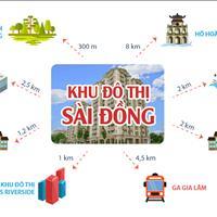 Bán căn hộ full đồ nội thất hiện đại rộng 140m2 tại tòa chung cư NO17-1 Sài Đồng, giá 2.5 tỷ