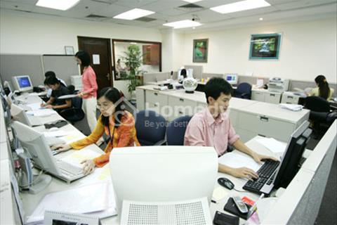 Cho thuê văn phòng 144m2 giá chỉ 15 triệu phố Duy Tân - Cầu Giấy