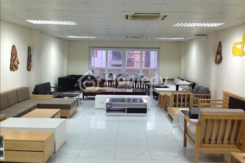 Cho thuê văn phòng Nguyễn Xiển, diện tích 105m2/tầng, sàn thông, tòa nhà văn phòng 8 tầng