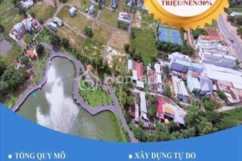 Khu dân cư Lakeside Long Thành-Mặt tiền đường 30m- Ngay chợ mới, Vincom Long Thành chỉ 10 Triệu/m2