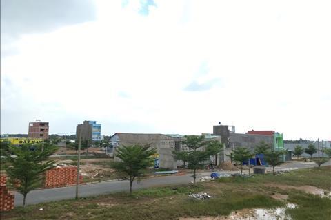 Đất Sổ Hồng Riêng, MT Trần Văn Giàu. DT: 5x21