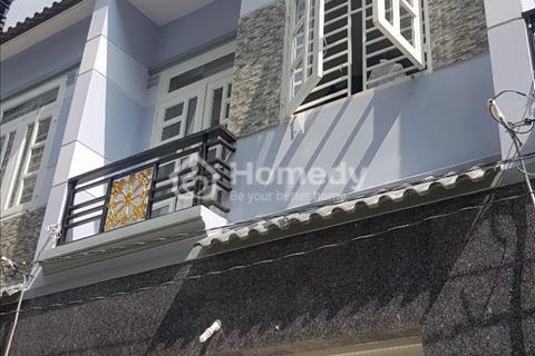 Kẹt tiền bán nhanh nhà 1 trệt 2 lầu 640 triệu 72m2 đường Tỉnh Lộ 10 Bình Tân cách chợ Bà Hom 1km