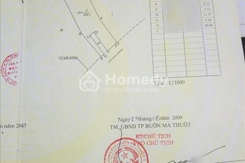 """Cần tiền """"Bán RẺ"""" đất thổ cư hẻm rộng 8m Hà Huy Tập."""