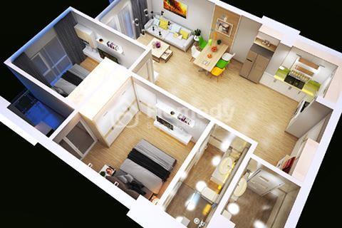 Bán căn góc tầng đẹp dự án The Garden Hill 99 Trần Bình - giá gốc chủ đầu tư