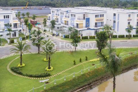 Bán nhà mới xây diện tích 5x17m tại trung tâm quận 9, có gara ô tô, chiết khấu 9%