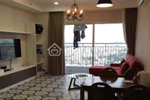 Cho thuê căn hộ Sunrise City, Quận 7, 3 phòng ngủ, 106m2, 21 triệu/tháng, full nội thất
