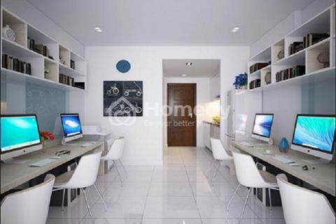 Cho thuê căn hộ Officetel River Gate Bến Vân Đồn Quận 4 26m2 giá 11tr/th