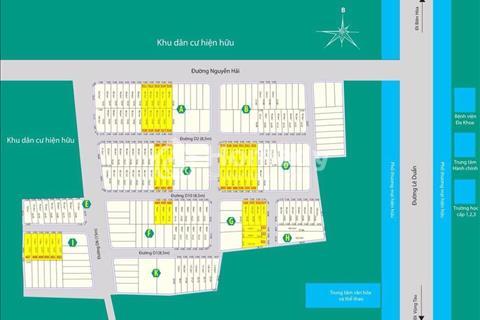 khu daanc ư thị trấn long thành, có sổ hồng sẵn, NH hỗ trợ 50%,giá chỉ 10 triệu/m2, tuyệt đẹp