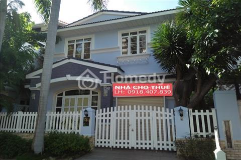 Cho thuê biệt thự Nam Quang, Phú Mỹ Hưng, quận 7, giá rẻ