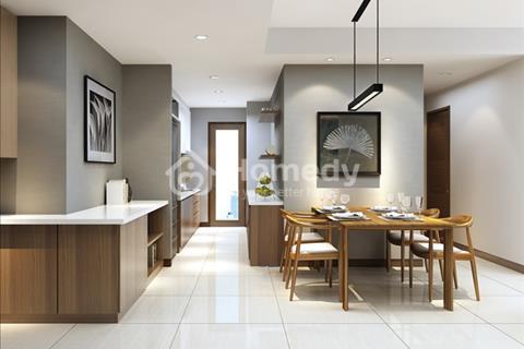 Hot cho thuê gía tốt căn hộ Riva Park, 82m2, 2pn-2wc nhà trống, lầu trung, giá: 15 triệu/tháng