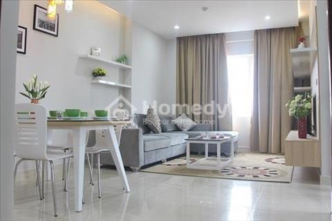 Bán căn hộ cao cấp Galaxy 9, Quận 4, 1 phòng ngủ, 1 toilet, full nội thất, nhà đẹp, giá 2.4 tỷ