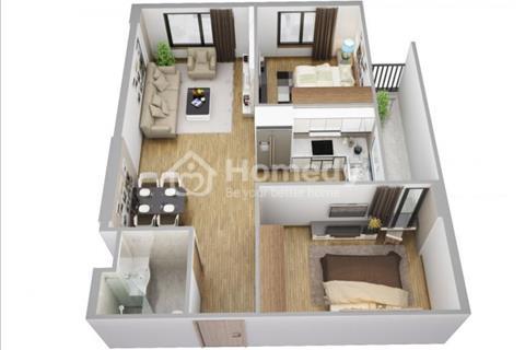 Căn hộ mới, chung cư Ct3 VCN Phước Hải, Nha Trang. Diện tích 65m2, 2 phòng ngủ, 2 ban công