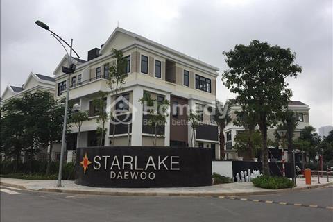 Bán 4 suất ngoại giao biệt thự Khu đô thị StarLake tây Hồ Tây, Hà Nội