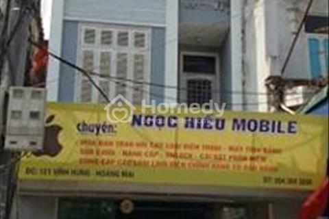 Cho thuê nhà mặt phố 121 Vĩnh Hưng, diện tích 70m2 x 4 tầng, giá 25 triệu/tháng