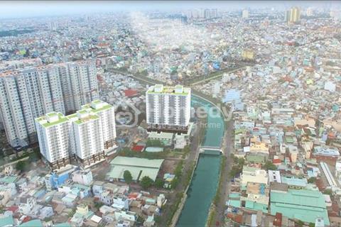 Bán căn hộ trung tâm quận 6, liền kề Him Lam Chợ Lớn, 2 phòng ngủ, 57m2, giá 1,36 tỷ, bao phí thuế
