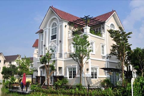 Chính chủ cần bán gấp biệt thự đơn lập, Hoa Lan 1, 515m2, Tây Nam, Vinhomes Riverside, giá 36,8 tỷ